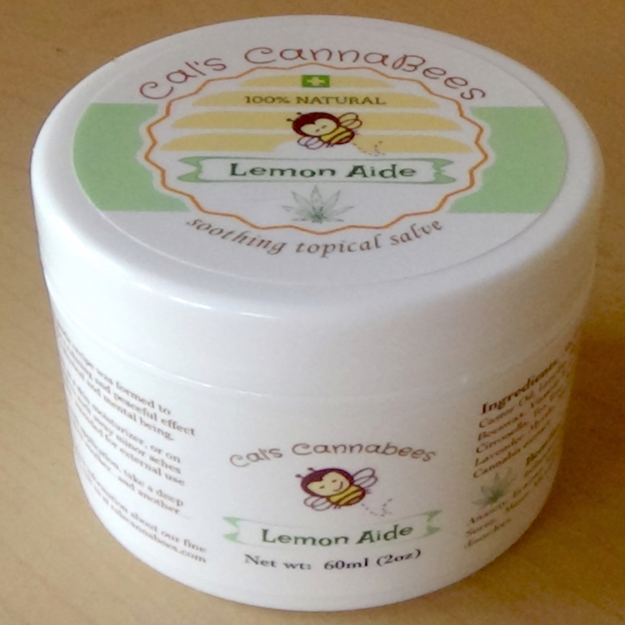 Salve CC – Lemon Aide